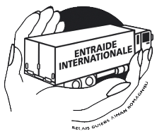 LOGO ASSOCIATION HUMANITAIRE ENTRAIDE INTERNATIONALE